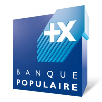 Banque populaire logo 2011