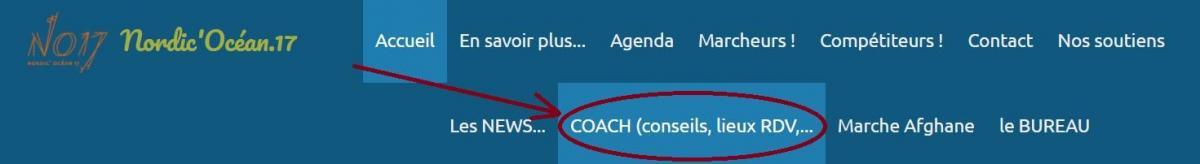 Rubrique coach